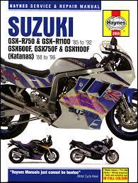 suzuki manuals at books4cars com 2003 Suzuki Katana Wiring Diagram 85 96 suzuki gsx r750 & 1100 88 96 gsx600f gsx750f & gsx1100f gsxr katana shop service repair manual by haynes (89_2055) 2003 Suzuki Katana 600