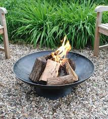 large outdoor fire pit luxury extra black metal bowl pits large metal fire pit a64