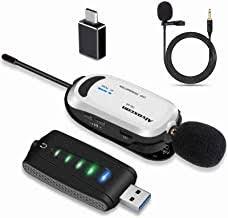 wireless usb microphone - Amazon.com