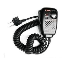 ems 47 remote control hand speaker mic