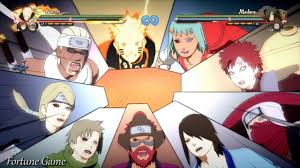 Combination All Team Naruto Ultimate Jutsu - Naruto Shippuden Ultimate  Ninja Storm 4 Gameplay - YouTube