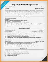 Accounting Internships Resume Examples 13 14 Accounting Student Resume Examples Southbeachcafesf Com