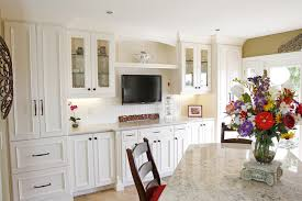 white cabinet handles. White Custom Kitchen Cabinets With Countertop Orange County Cabinet Handles