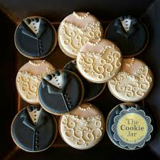 How To Decorate A Cookie Jar Wedding Decorated Cookies Thecookiejar Thecookiejar100tj 80