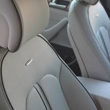 leather seat piping