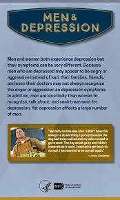 nimh men and depression