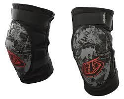 Troy Lee Designs Pads Troy Lee Designs Semenuk Knee Guard Short 1289 1209 P Mountain