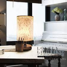 Tischlampe Design Schreibtisch Led Lampe Tischleuchten Schlafzimmer