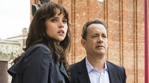 Inferno: Tom Hanks and Felicity Jones Interview - YouTube