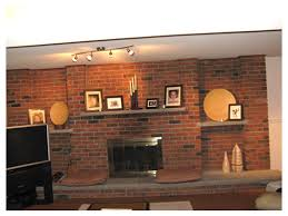 white brick fireplace decorating ideas brick fireplace decorating ideas