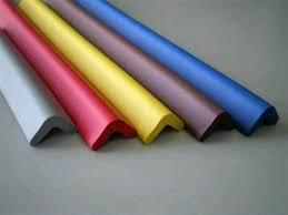 clear plastic wall corner protectors uk wall and corner guards rubber foam