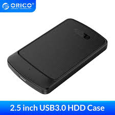 <b>ORICO 2.5 inch</b> SSD Enclosure USB3.0 Micro B External <b>Hard Drive</b> ...