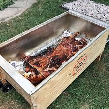 Matts La Caja China Pig Roast Dadcooksdinner