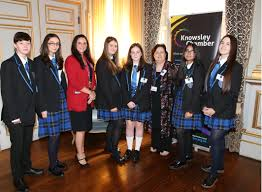 Academy inspiring future female leaders - Knowsley News