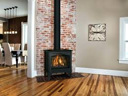 stand alone gas fireplaces ing stand alone ventless gas fireplace