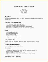 5 Accountant Resume Skills Paradochart