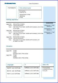 Complete Guide to Microsoft Word Resume Templates Pinterest