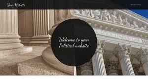 Political Website Templates Political Website Templates Godaddy