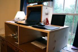 varidesk standing desk topper kangaroo desktop
