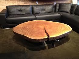 How to build a funky log slab coffee table using a chainsaw. Round Log Coffee Table Coffee Table Design Ideas Coffee Table Wood Tree Stump Coffee Table Log Coffee Table