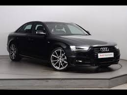 black audi a4 2015. Unique Black GH15GWM AUDI A4 TDI QUATTRO S LINE BLACK EDITION PLUS 2015  Nottingham Audi To Black 2015 I