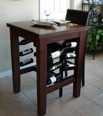 back to wine rack table to save and serve