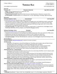 Softwareneer Resume Sample Writing Guide Examples Software Engineer