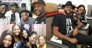 Image result for Nigerian celebs gear up for Adesua & Banky W's white wedding in South Africa