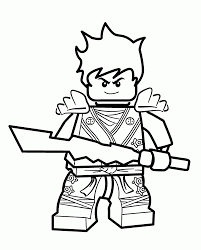 Ausmalbilder Ninjago Wu Beautiful Coloriage Lego Ninjago Fresh
