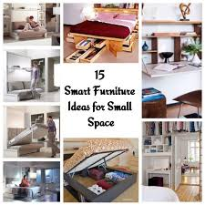 smart furniture design. 15 Smart Furniture Ideas For Small Space Design