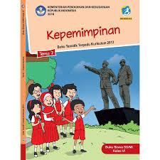 Silahkan anda lihat kunci jawabannya sesuai dengan halaman yang. Buku Tematik Sd Kelas 6 Tema 7 Kepemimpinan K13 Revisi Shopee Indonesia