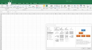 How To Make An Org Chart In Excel Lucidchart