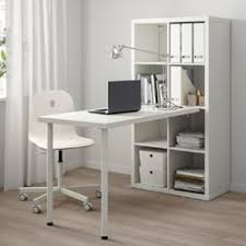 ikea home office. Absolutely Ikea Executive Desk Home Office Furniture I K E A Custom 98 Hack  Chair White Ikea Home Office