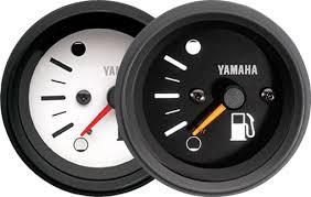 boat rigging digital and analog gauges yamaha outboards 6y7 fuel level meter
