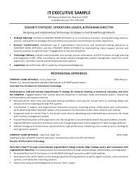 Architecture Resume Examples Good Software Architect Resume Examples