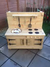 mud kitchen free delivery in 30miles handmade children s outdoor play kitchen