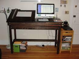 custom desk plans gallery of winsome custom computer desk plans
