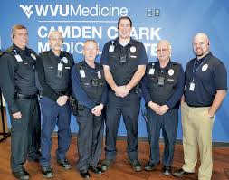 Security Personnel Camden Clark Medical Center Providing Own Security Personnel