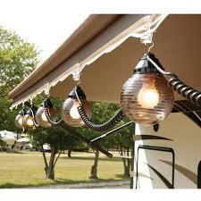 6 bronze globe lights with