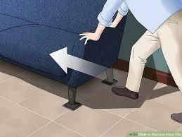 image titled remove floor tile step 1
