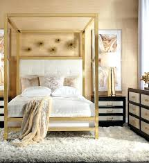 Gold Canopy Bed Queen Gold Canopy Bed Frame Queen Gold Queen Size ...