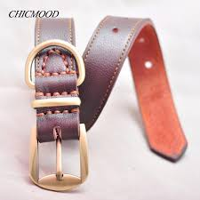 2019 high quality genuine leather dog collars medium and large pets brass buckle collars for dogs quick release from likejason 25 45 dhgate com