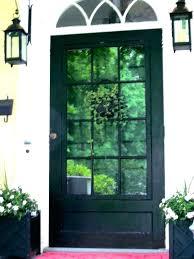 6 panel exterior door with glass panels for front doors inserts fl stained pane front door inserts doors with glass panels