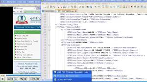 online format 3 how to upload return itr online in xml format inside income tax