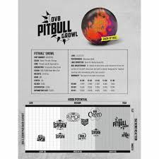Dv8 Ball Chart Dv8 Lbs Pitbull Ball Growl Strike Reactive Reactive Ball 12