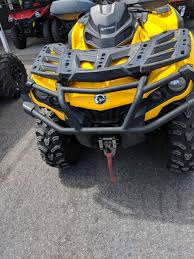 2016 can am outlander xt 650 in phoenix new york photo 1