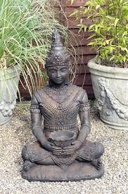 stone buddha statue garden statue
