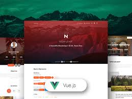 Vue Now Ui Kit Free Vue Js Ui Kit For Bootstrap 4