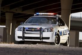 2011 Chevrolet Caprice Police Car Revealed: Based on Australian ...