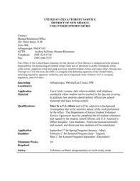 volunteer work on resumevolunteer work on resume application letter sample sample volunteer resume